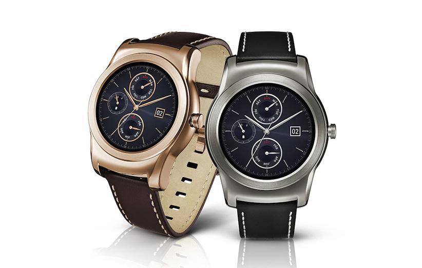 آیا شرکت الجی چهار ساعت هوشمند جدید میسازد؟