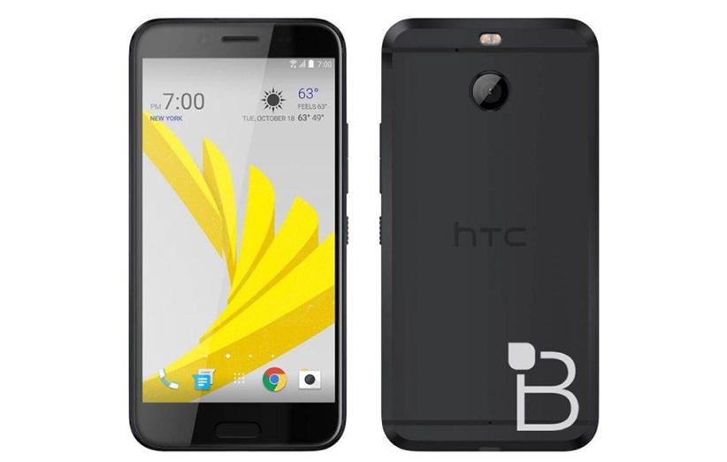 تصویر جدید گوشی HTC Bolt را ببینید