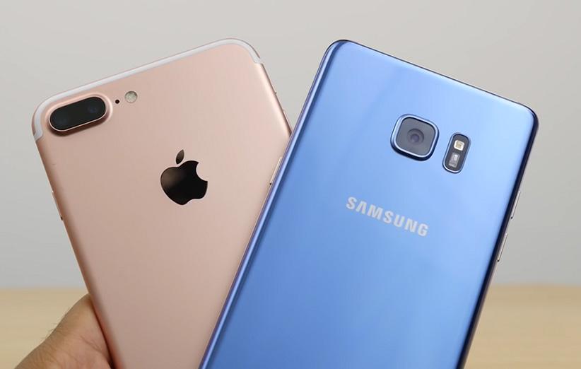 طرفداران سامسونگ به اندازه مشتریان اپل به برندشان وفادارند
