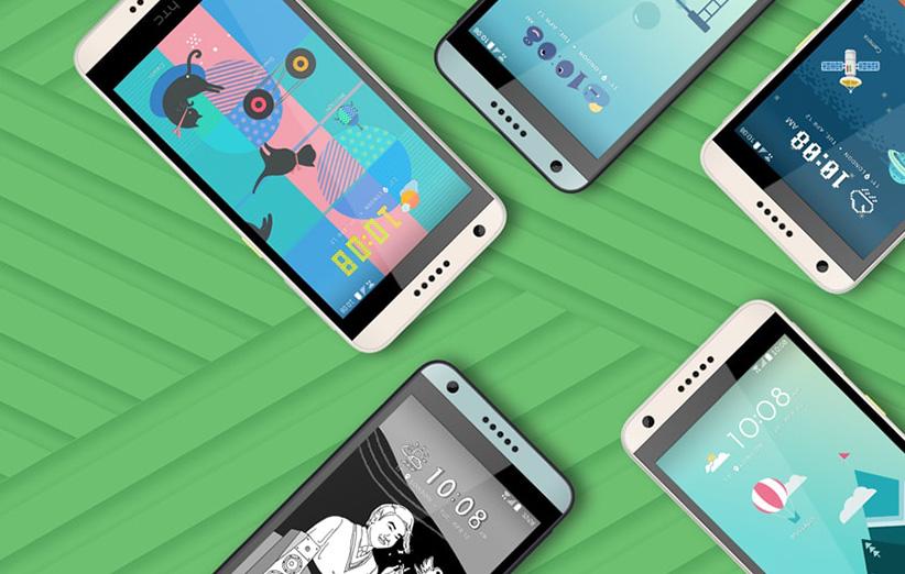HTC گوشی Desire 650 را معرفی کرد