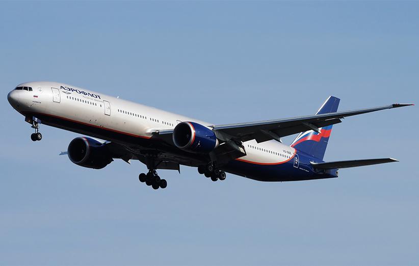 خانوادهی بویینگ ۷۷۷ بزرگترین هواپیماهای دو موتورهی جهان هستند که برای پروازهای خارجی کشور ما کاربرد دارند.