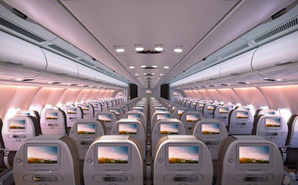 A330 Interior