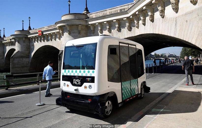 وسایل نقلیهی خودران مثل پادهای مسافربری بیراننده در پاریس در حال باز کردن جای خود در شهرهای مختلف جهان هستند.