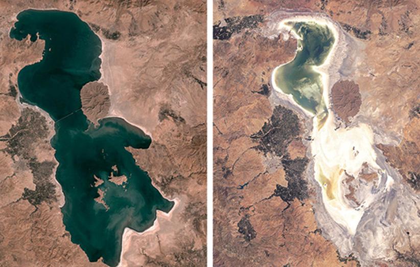urmia-lake