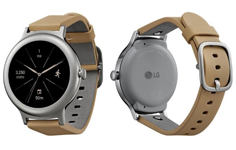 تصاویر لو رفته از ساعت هوشمند الجی را ببینید