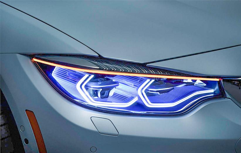 چراغ جلو خودرو در آینده چه شکلی خواهد بود؟