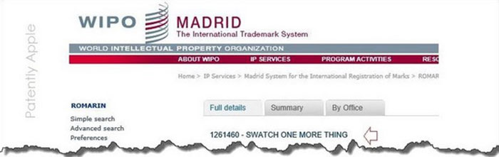 Swatch-trademarks-the-One-More-Thing-line..