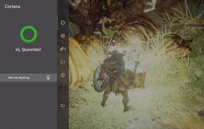 Cortana for Xbox One