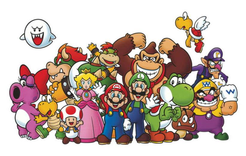 Nintendo Mobile Game