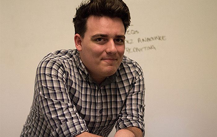 پالمر لاکی (Palmer Luckey)  بنیانگذار شرکت Oculus