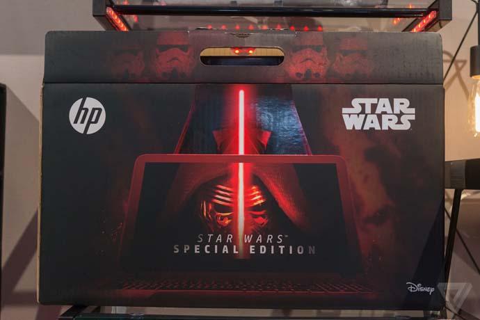 Star Wars HP Laptop (2)
