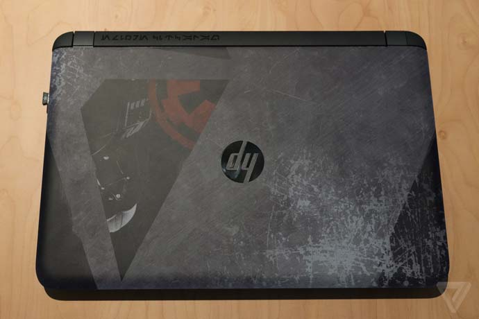 Star Wars HP Laptop (7)