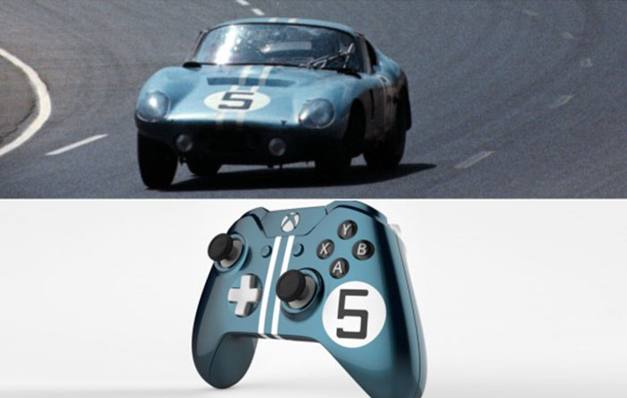 Froza motorsport 6 controller