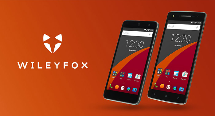 wileyfox - CyanogenMod