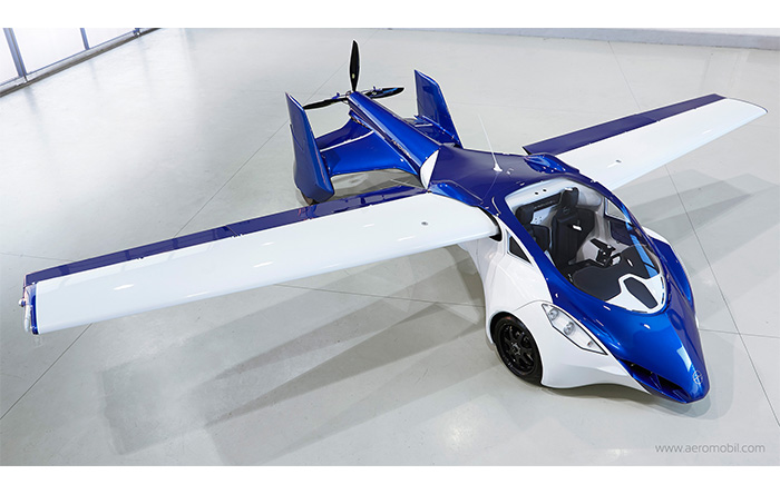 خودروی پرنده ۲