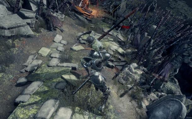 تصاویر جدید از بازی ارواج تاریک 3