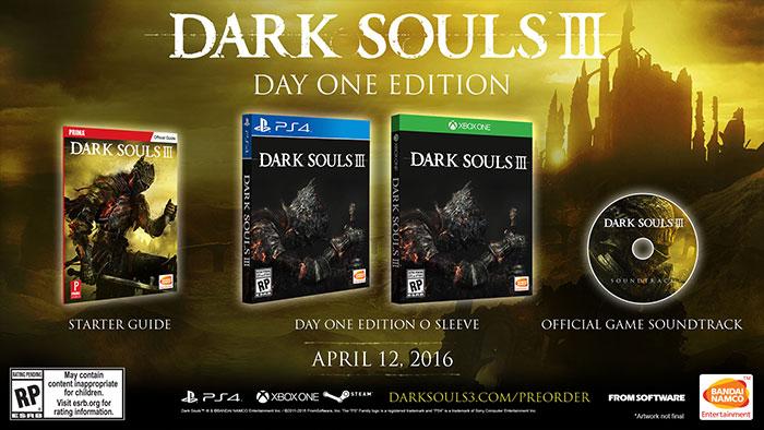 نسخه روز اول بازی ارواح تاریک 3