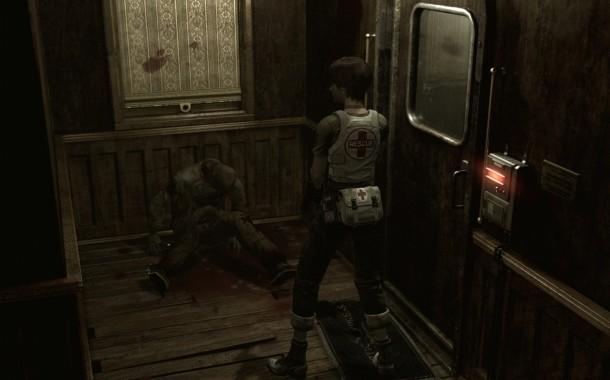 resident evil 0 screenshots