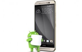اندورید 6.0 برای HTC