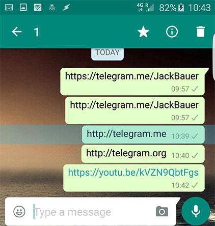 برنامه whatsapp