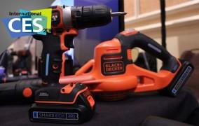 Black and Decker smart power tool