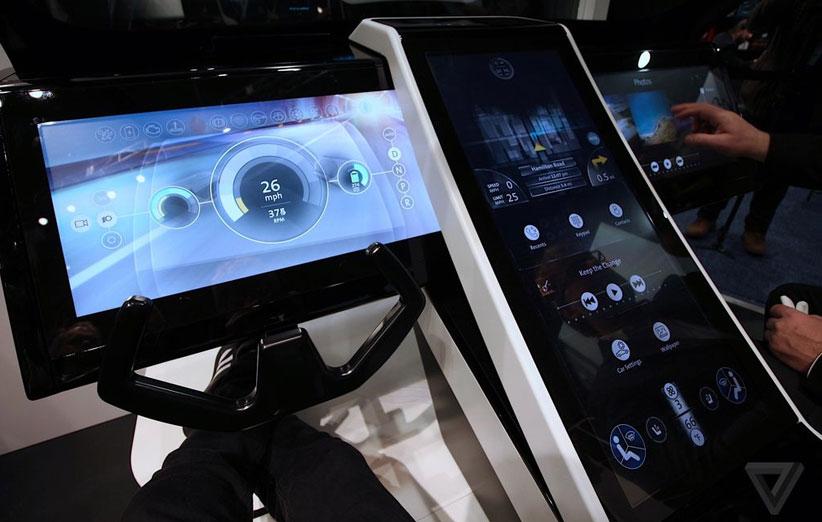 استفاده از Gorilla Glass در اتومبیلهای آینده