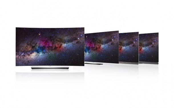 LG 4K TV CES 2016