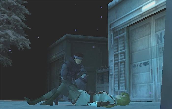 MGS1-SniperWolfScene