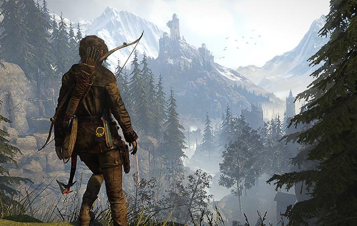ِRise of the Tomb Raider PC