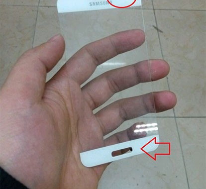 Galaxy S7 Front Panel