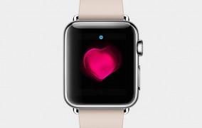 حسگر ضربان قلب اپل واچ