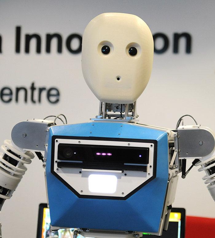 ادگار، روبات انساننما