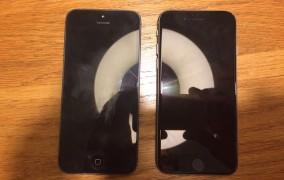 iPhone 5se - iPhone 6c