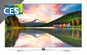 LG UH9800 TV
