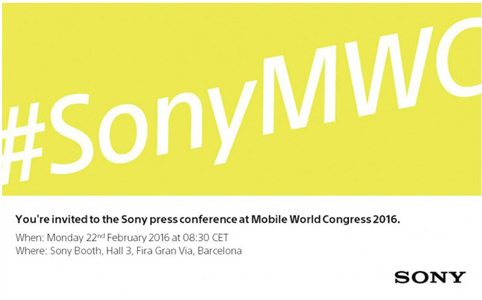 sony-mwc-2016-sony-invitaion