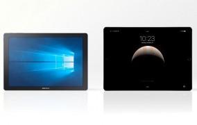 iPad Pro vs Galaxy TabPro S