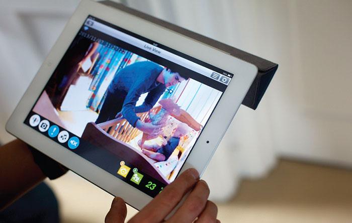 اپلیکیشن Baby Camera Monitor