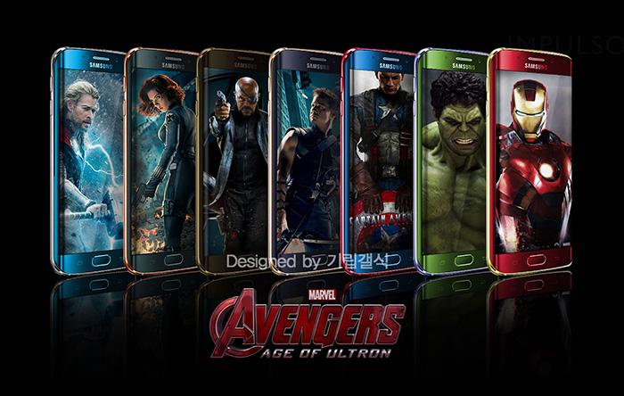 AvengersGalaxyS6-1