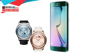 Galaxy S6 Edge and Gear S2