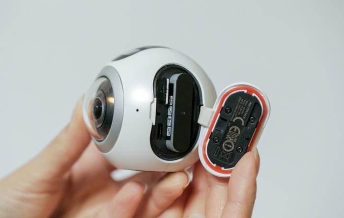 دوربین Gear 360