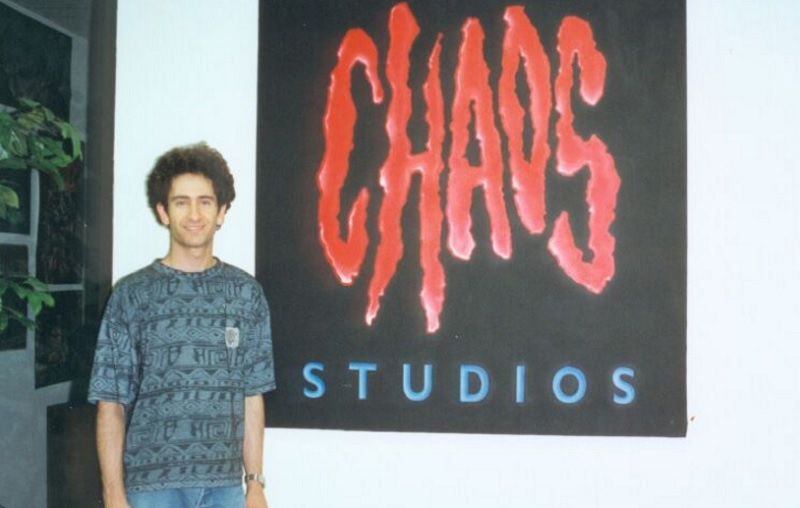 Mike-Morhaime,-cofounder-of-Chaos,-which-later-became-Blizzard