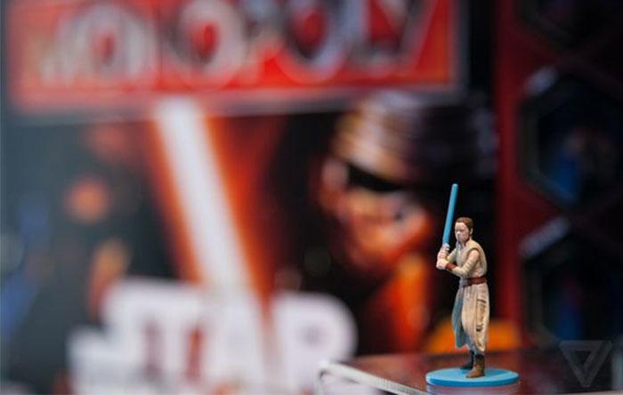 Rey Monopoly Star Wars