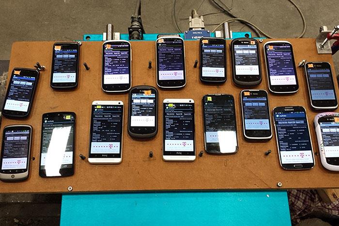 زلزله را با حسگر شتاب سنج موبایل پیش بینی کنید