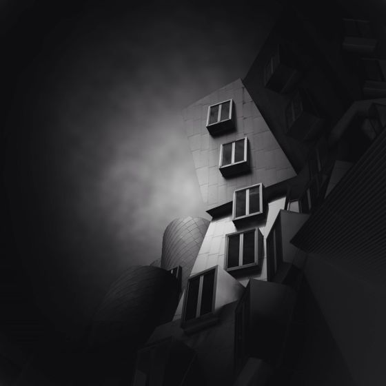 ژانرهای عکاسی موبایل - عکاسی معماری