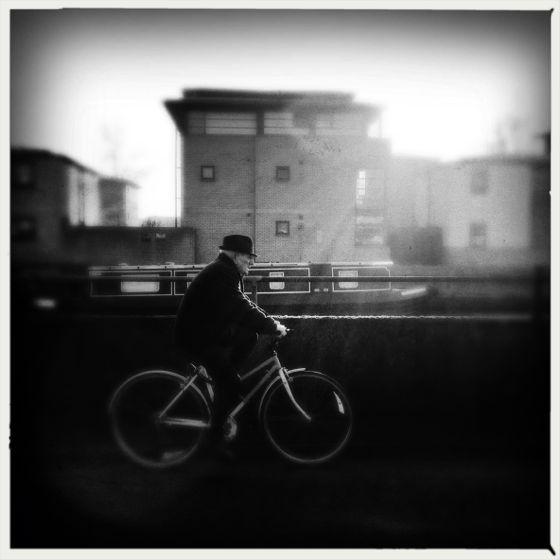 ژانرهای عکاسی موبایل - عکاسی سیاه و سفید