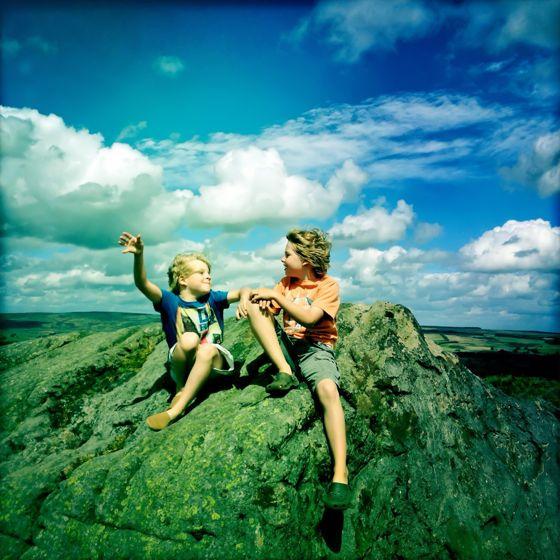 عکاسی کودکان