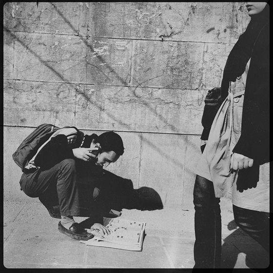 ژانرهای عکاسی موبایل - عکاسی خیابانی