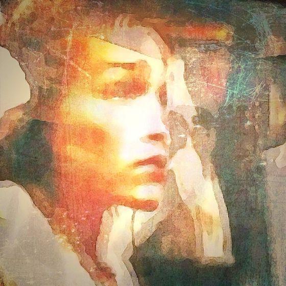 ژانرهای عکاسی موبایل - هنر نقاشی گونه