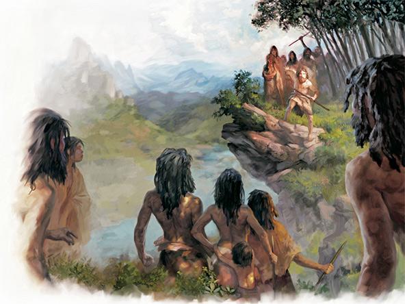 انسان هوشمند و انسان دنیسووای جایی در جنوب شرق آسیا به هم برخورد کردند.