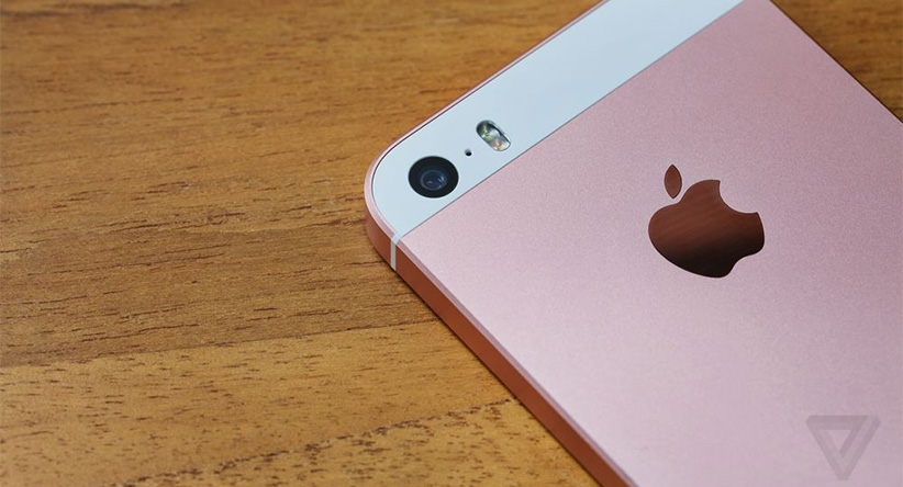 iPhone SE THe Verge (1)